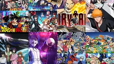 Top 20 Most Popular Anime On The Planet