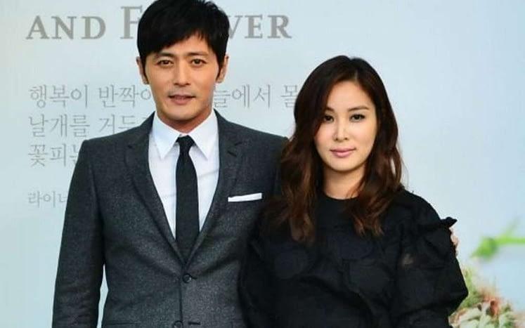 Jang Dong Gun and Go So Young