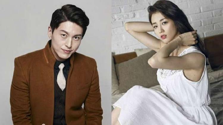 Park Ha Sun and Ryu Soo Young