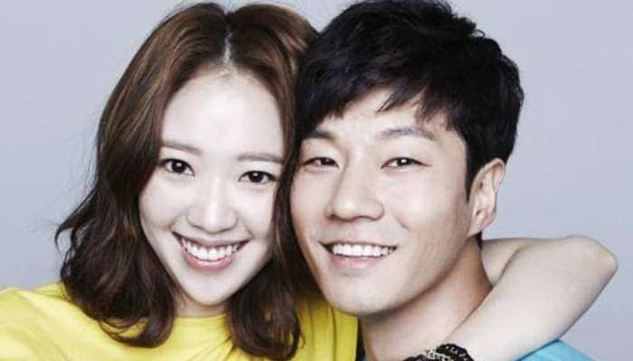 Lee Chun hee and Jeon Hye jin