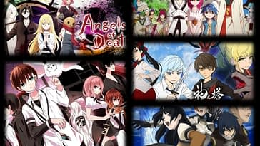 Anime Similar Tower Of God
